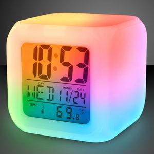 Light Up LED Digital Alarm Clock
